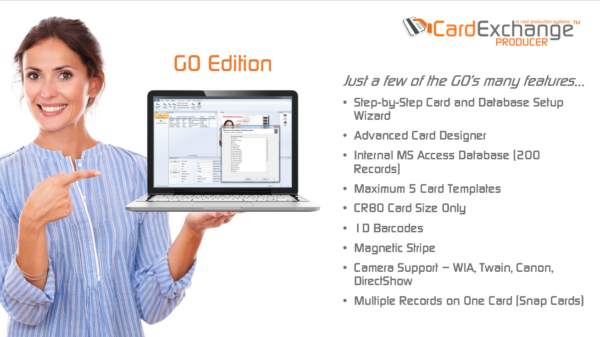 CardExchange™ Producer GO Edition Overview