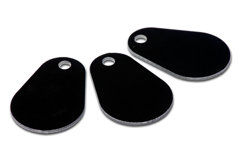 Keyfob-EPOXY with Glass Fibre-Large